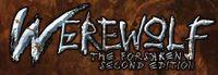 RPG: Werewolf: The Forsaken Second Edition
