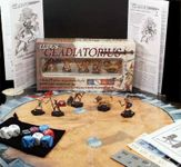 Board Game: Ludus Gladiatorius 2