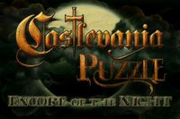 Video Game: Castlevania Puzzle: Encore of the Night