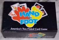 Board Game: Hand and Foot