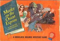 Board Game: Murder on the Orient Express