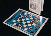 Board Game: Over-Draughts