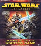 Board Game: Star Wars Miniatures