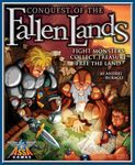 Board Game: Conquest of the Fallen Lands