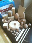 Board Game: Stacket!