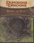 RPG Item: DN7: Ruins of War