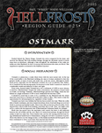 RPG Item: Hellfrost Region Guide #25: Ostmark