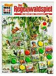 Board Game: Das Regenwaldspiel: ein WAS IST WAS – Wissensspiel
