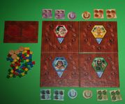 Board Game: Gods
