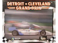 Board Game: Detroit-Cleveland Grand Prix