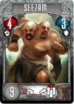 Board Game: Champions of Midgard: SeeZam Promo Card