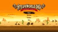 Video Game: SteamWorld Dig