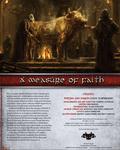 RPG Item: A Measure of Faith