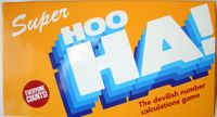 Board Game: Super HOO HA!