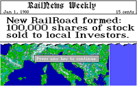 Video Game: Railroad Tycoon