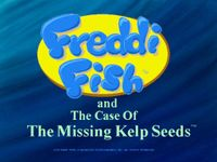 Video Game: Freddi Fish and the Case of the Missing Kelp Seeds