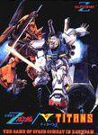 Board Game: Mobile Suit Z Gundam: Titans
