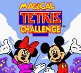 Video Game: Magical Tetris Challenge