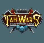 Board Game: TAH WARS: Dice Tower Game