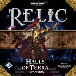 Board Game: Relic: Halls of Terra