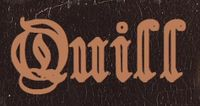 RPG: Quill: A Letter-Writing Roleplaying Game for a Single Player