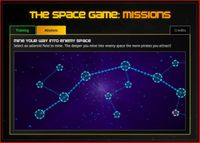 Video Game: The Space Game: Missions