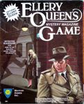 Board Game: Ellery Queen's Mystery Magazine Game