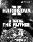 RPG Item: Hardnova II Aliens: The Ruthdii