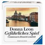 Board Game: Donna Leon: Gefährliches Spiel