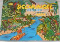 Board Game: Dschungel Abenteuer