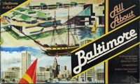 Board Game: All About Baltimore