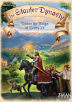 Board Game: The Staufer Dynasty