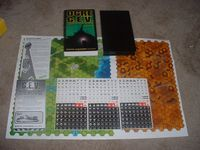 Board Game: Ogre / G.E.V.