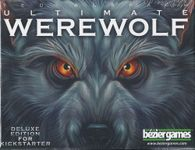 Board Game: Ultimate Werewolf: Deluxe Edition For Kickstarter