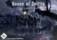 Board Game: House of Spirits