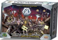 Board Game: Galaxy Defenders
