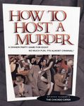 Board Game: How to Host a Murder: The Chicago Caper