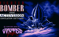 Video Game: Fighter Bomber Advanced Mission Disk