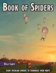 RPG Item: Book of Spiders