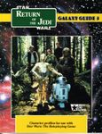RPG Item: Galaxy Guide 05: Return of the Jedi (WEG Original Edition)