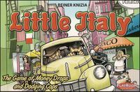Board Game: Little Italy