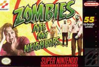 Video Game: Zombies Ate My Neighbors