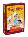 Board Game: Too Many Cooks