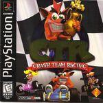 Video Game: Crash Team Racing