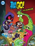 Board Game: Teen Titans GO! Deck-Building Game