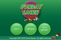 Video Game: Sunday Lawn