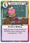 Board Game: Adventure Time Card Wars: Sundae School