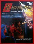 Board Game: Redemption: City of Bondage