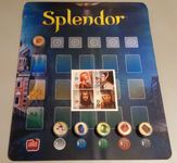 Board Game: Splendor: AsmOPlay Kit