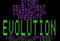 Video Game: Evolution (1982)
